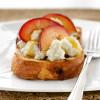 Fruit Bread & Ricotta