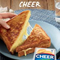Cheer Cheese