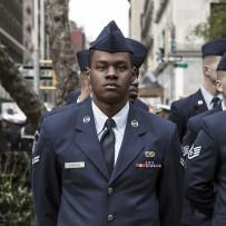 New York Airman Sampson