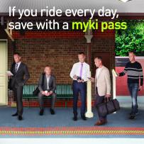 MYKI campaign