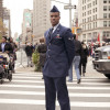 New York Flat Iron Soldier